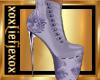 [L] Lilac Pastel Boots F