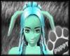 [Pup] Cyan Puppy Ears