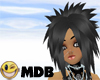 ~MDB~ BLACK SPIRIT HAIR
