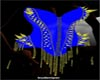 (bud) blue corset