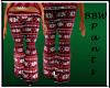 BBW Winter Pants Pink