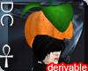 [DC] Pumpkin helmet M/F2