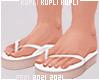 $K Summer Flip Flops