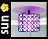 ~S~Complex Purple Lamp