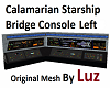 Starship Bridge Comp Lft