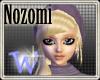 *W* Nozomi Blonde Purple