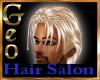 Geo Streetboy blonde