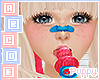 . Nose Band Aid Blue