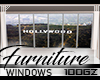 |gz| Hollywood windows