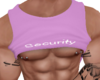 Security Pierced Pink