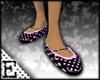 [E] Pink Dot BalletFlats