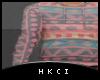 !S! Aztec hoodie