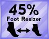 Foot Scaler 45%