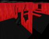 Red & Black Room