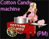 (PM) CottonCandy Machine