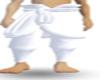 sasuke hakama white