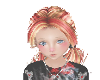blond/red-Tails Hair