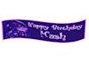 Happy Birthday Mash Bnr