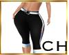 CH Pastel Holo Blk Pants