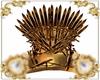 Golden Iron Throne