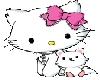 Charmmy Kitty Sticker