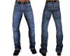 Casual Blue Jeans