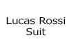 Lucas Rossi Suit �