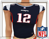 PATS JERSEY FEMALE