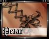 P| Bow Lace back tat