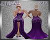 !a Loren's Purple Gown