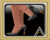 (AL)Sheli Heels Grey
