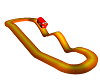 CARS TOY TRACK RIDE