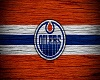 Edmonton Oilers Wood Art