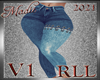 !a Blue Jeans V1 RLL