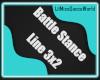 LilMiss Battle Line 3x2