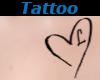 Tattoo Chest L Heart