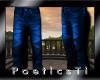 Ti| BlueBerry Jeans