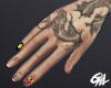 � Snake Tats / Nails