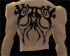 Skull n Tribal Tattoo