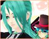 ~R~ Magician Miku htail