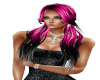 Hair PinkBlack Lizzy 5