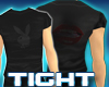 Skin Tight Mens Top
