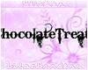 ChocolateTreats NameTag