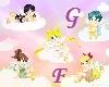 Chibi Sailor Toy Chest