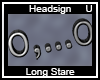 Long Stare Sign O,...O