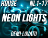 House - Neon Lights