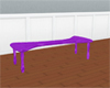 [AR]purple coffee table