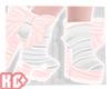 Ko ll Shoes Maid Pink