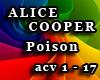 ALICE COOPER-Poison