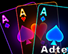 [a] Ace Neon Cards